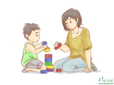 11 9 - کتاب بازی درمانی کودک محور + کمک به کودکان آسیب دیده + پاور پوینت (6 فایل)