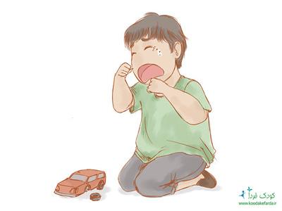 5 - کتاب بازی درمانی کودک محور + کمک به کودکان آسیب دیده + پاور پوینت (6 فایل)