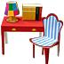 میز و صندلی کاغذی