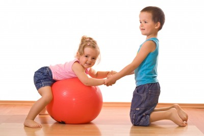 ورزش کودک