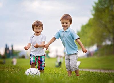 ورزش های تیمی برای کودکان