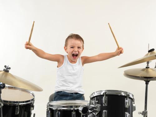 تمرین موسیقی کودک
