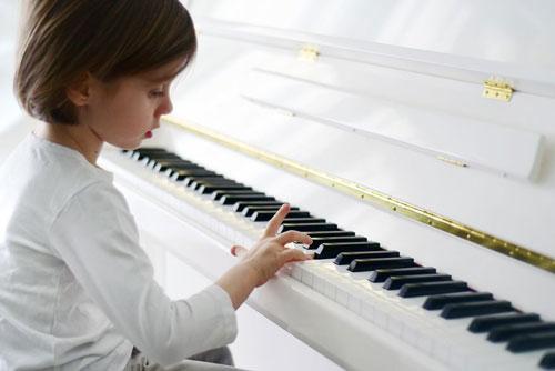 تمرین موسیقی کودکان